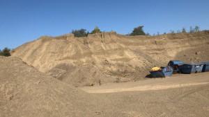 Hochwertiger Sand aus der Harzregion