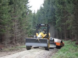Land- und forstwirtschaftlicher Wegebau