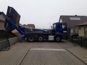 Wie liefern unsere Container in die Region Badeborn, Ballenstedt, Quedlinburg und Umgebung