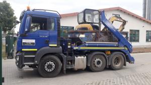 Containerdienst in Badeborn, Quedlinburg und Umgebung